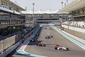 GP3 Ultime notizie Ecco le line up del Giorno 1 dei test di GP3 ad Abu Dhabi