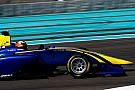 GP3 Kari tops opening day of Abu Dhabi GP3 testing