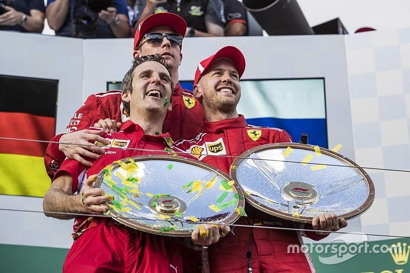 GALERÍA: Ferrari, su temporada 2018 en fotos