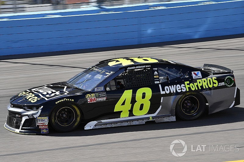 Lowe's will not return to Jimmie Johnson and Hendrick Motorsports in 2019