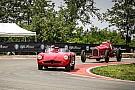 Гонщики Sauber проехали на винтажных гоночных машинах Alfa Romeo