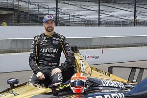 IndyCar Новость Хинчклифф оставил надежду выступить в Indy 500