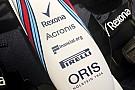 Williams tiene nuevo patrocinador para 2018