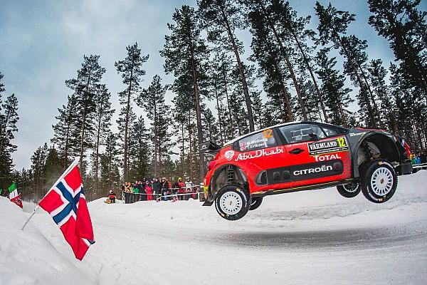 WRC Actualités Citroën fait appel à Østberg pour deux rallyes