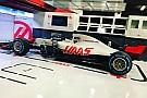 Az első valós kép a Haas 2018-as autójáról