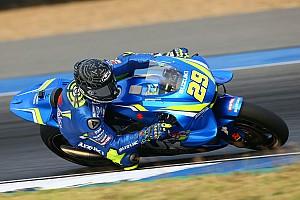 MotoGP Breaking news Suzuki