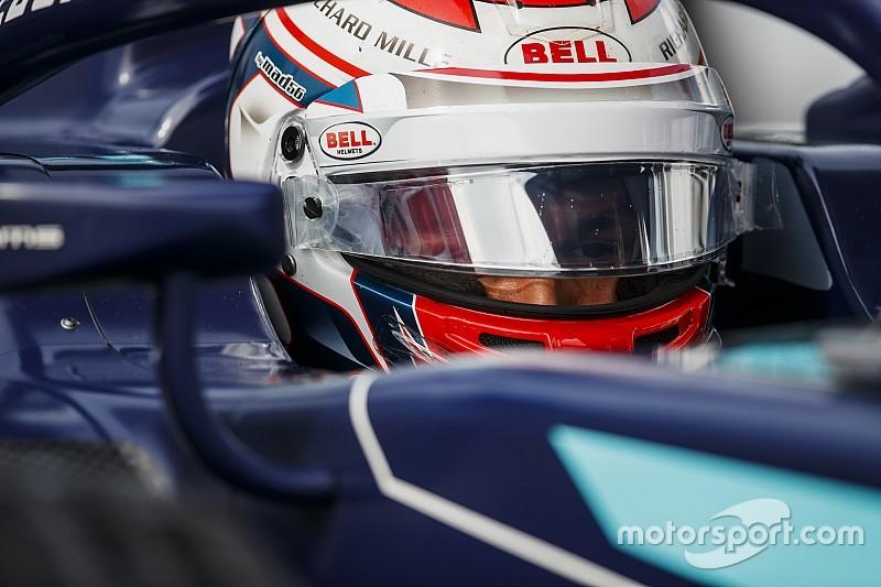 F2 Hungaroring: Albon curi kemenangan sprint race, Gelael P11