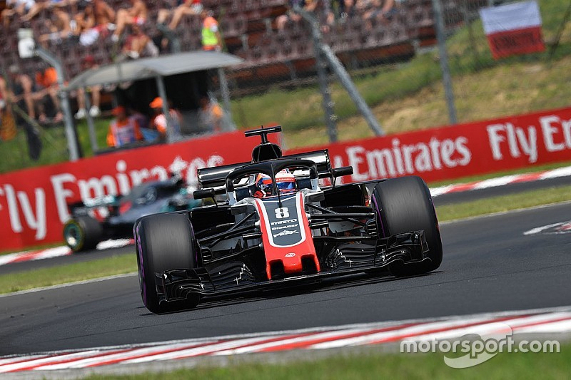 F1 stewards influenced by drivers' reputation - Haas