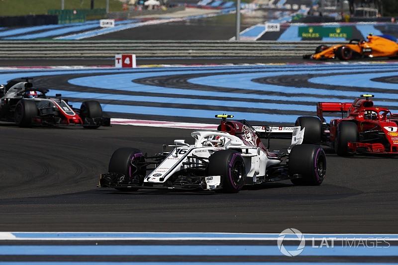 Sauber: Leclerc'in tutarlı performansı