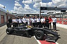 New Super Formula car completes first running