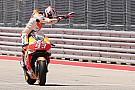 El semáforo del Gran Premio de las Américas