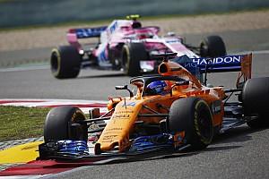 Forma-1 Motorsport.com hírek A Force India is komolyabb erőként tekint a Renault-ra, mint a McLarenre