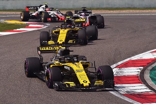 Renault: Duelo frente a Sainz mostra como Hulkenberg é forte