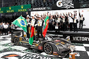 IMSA Race report Rolex 24: AXR Cadillac wins with new distance record