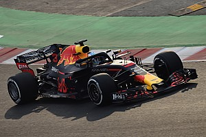 Fórmula 1 Crónica de test Red Bull lidera una primera mañana de test con problemas para Alonso