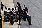 Тесты Ф1 в Барселоне завершились под дождем, Риккардо остался лидером