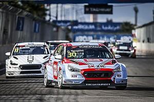 WTCR Race report Marrakesh WTCR: Tarquini leads Bjork in Race 1
