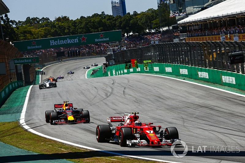 Brazil given security prompt after F1 robbery scares