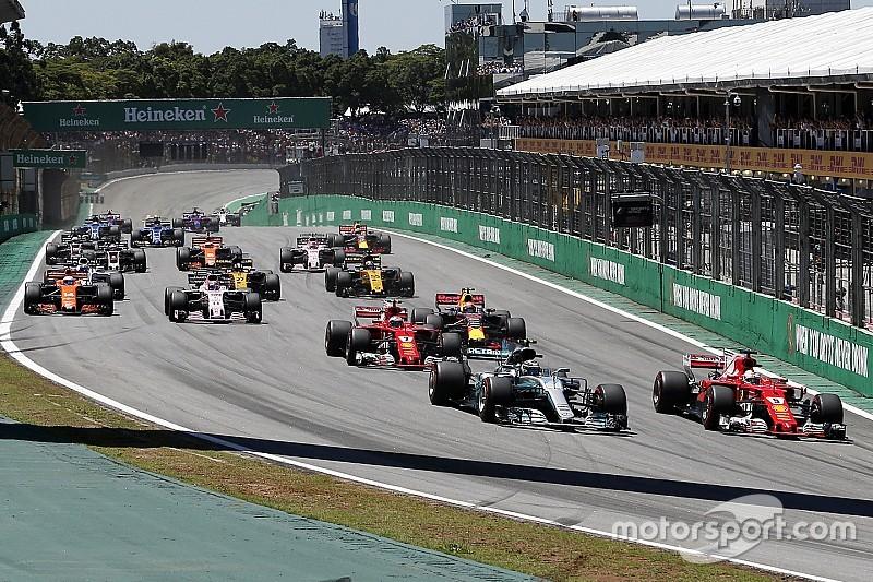DAZNのF1ブラジルGP配信スケジュール決定。今季残り2戦! 見逃すな