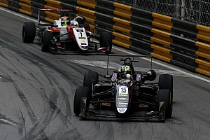 Eriksson wijst Ilott als schuldige aan van crash in Macau