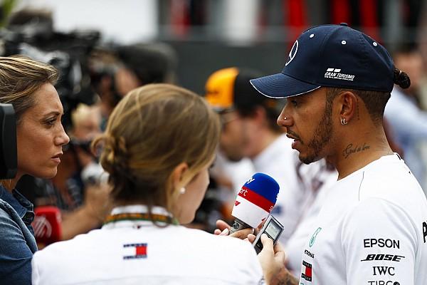 """Hamilton was """"100% open"""" with FIA stewards"""