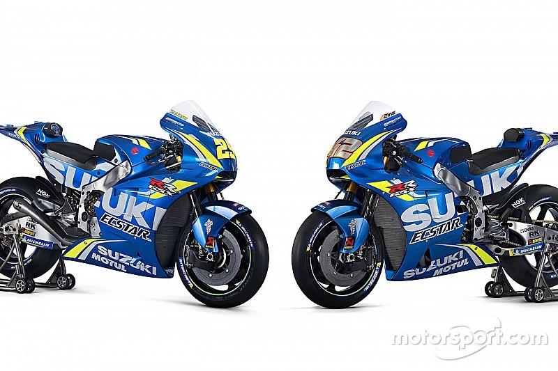 Suzuki, 2018 motosikletini tanıttı