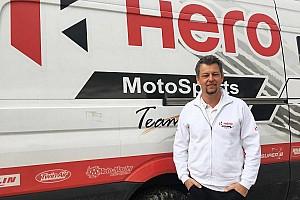 Dakar News Speedbrain und Hero: Deutsches Team und indischer Motorrad-Gigant