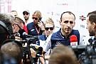 Kubica, değişen sürüş stili hakkında konuştu