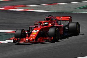 Formel 1 Testbericht Barcelona-Test: Jetzt versteht Vettel Pirellis Entscheidung