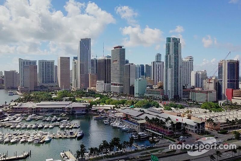 Miami voterà un rinvio a tempo indeterminato del Gran Premio di Formula 1
