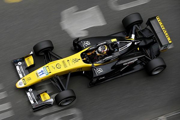 EUROF3 Sacha Fenestraz firma la sua prima vittoria in F3 in Gara 2 a Pau