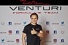 Formula E Massa hároméves szerződést írt alá a Formula E-ben