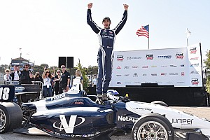 Indy Lights Breaking news Kaiser to remain with Juncos in 2017