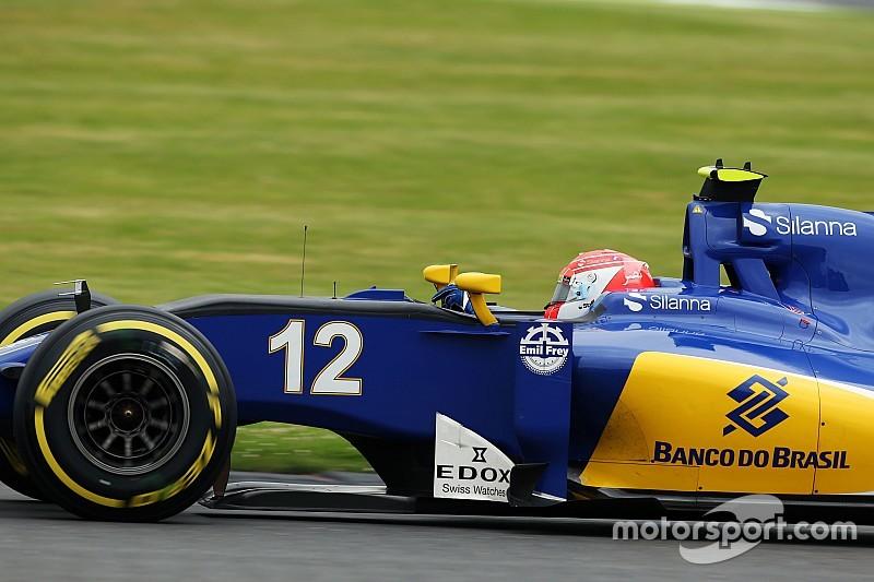 Nasr's Sauber hopes hit as Banco do Brasil ends sponsorship deal
