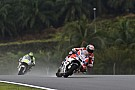 Crutchlow could tell Dovizioso was the