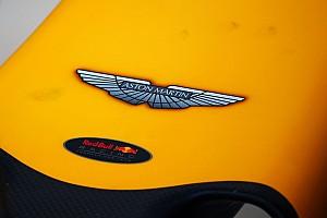 F1 速報ニュース アストンマーチン、2018年レッドブルのタイトルスポンサーに就任か?