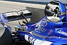 Technique - Version inédite du 'monkey seat' sur la Sauber