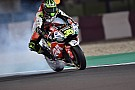 Crutchlow escapes 330km/h near miss in opening practice