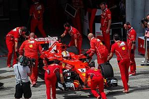 Formule 1 Actualités Ferrari ne va remanier que son département de contrôle qualité