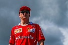 Fórmula 1 Ferrari anuncia renovação de acordo com Raikkonen para 2018