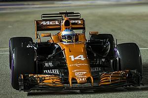 F1 Noticias de última hora McLaren quiere una victoria y el tercer lugar de escuderías en 2018