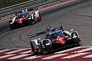 WEC Toyota's WEC title hopes