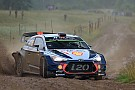 WRC Neuville baalt dat Ogier podium haalde in Polen