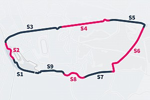 Le Mans Breaking news Le Mans introduces fixed slow zones