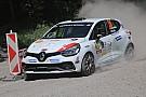 Schweizer markenpokale Rallye du Chablais: Auf Gonon folgt Devanthéry in der Clio Trophy