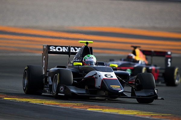 GP3 Pulcini and Aitken joint-quickest as GP3 testing concludes