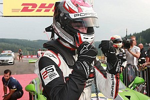 Porsche Supercup Gara Dennis Olsen concede il bis e trionfa in Gara 2 a Spa-Francorchamps