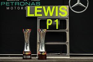 Formule 1 Statistiques Stats - Hamilton, 200e triomphante!