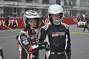 その他 速報ニュース 【TGRF】フォトギャラリー:豊田章男社長も登場! Toyota Gazoo Racing Festival