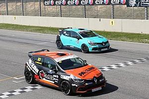 Clio Cup Italia Preview La Clio Cup Italia torna in pista questo weekend a Vallelunga